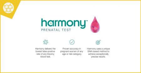 בדיקת דם הרמוני