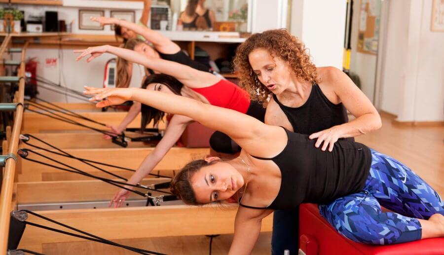 אימון לחיזוק שרירים אחרי לידה
